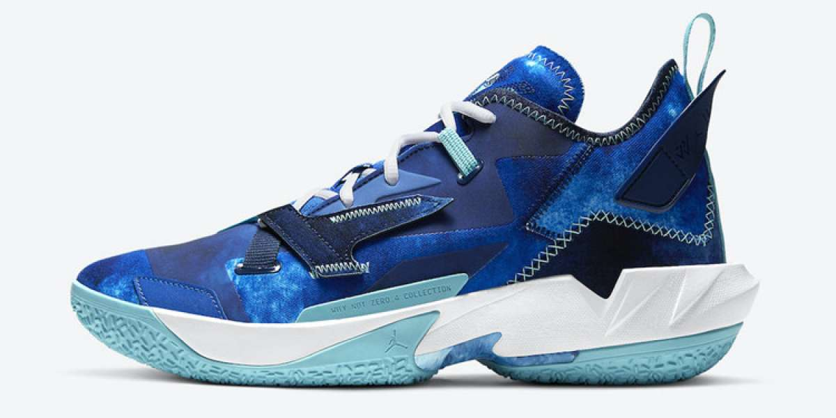 """The Jordan Why Not Zer0.4 """"Trust and Loyalty"""" DM1289-401 Shoes Are On Sale"""